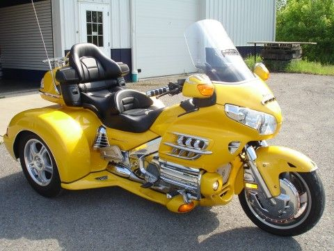Used Honda Goldwing Trikes | Used 2010 Honda Goldwing 1800
