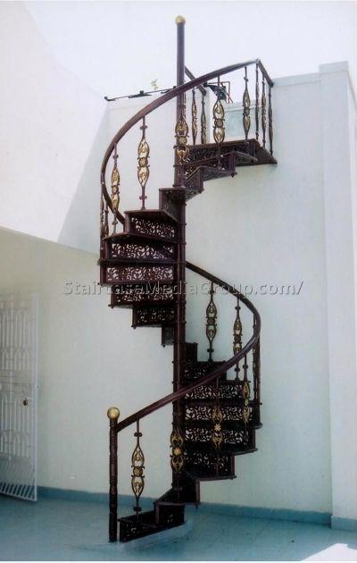 Best Cast Iron Best Design Victorian Spiral Staircase 73 400 x 300