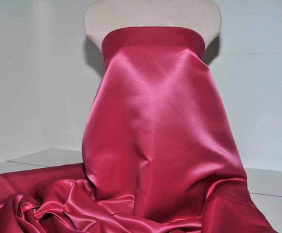 Duchess satin Fabric 60  Cerise 4317... bridal, formal, pageant, suits , home decor..wedding...craf #duchesssatin Duchess satin Fabric 60  Cerise 4317... bridal, formal, pageant, suits , home decor..wedding...craf #duchesssatin Duchess satin Fabric 60  Cerise 4317... bridal, formal, pageant, suits , home decor..wedding...craf #duchesssatin Duchess satin Fabric 60  Cerise 4317... bridal, formal, pageant, suits , home decor..wedding...craf #duchesssatin