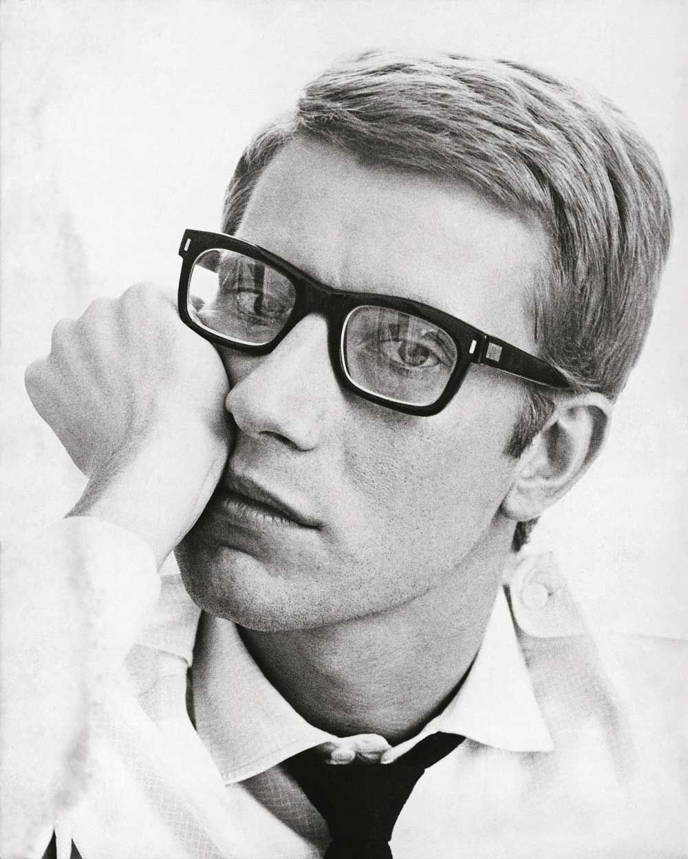 Mulovesimages yves saint laurent maurice hogenboom for Miroir yves saint laurent