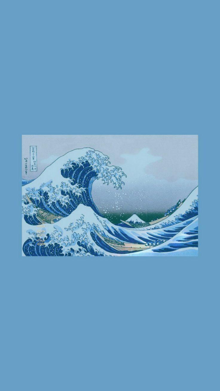 Iphone Wallpaper - die große welle - #die #große... - #die #fondos #Größe #i... - Siteismi