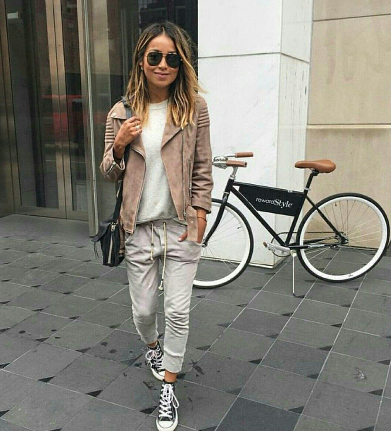 Pin von nici auf mode pinterest stil for Sportlich schick