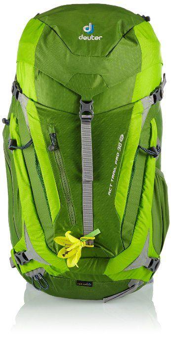 f2d461318ba21 Deuter ACT Trail Pro SL Women s Hiking Rucksack Purple Aubergine-Fire  Size 66 x 30 x 25 cm