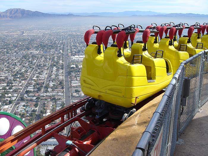 Thriller Ride Roller Coaster Roller Thriller