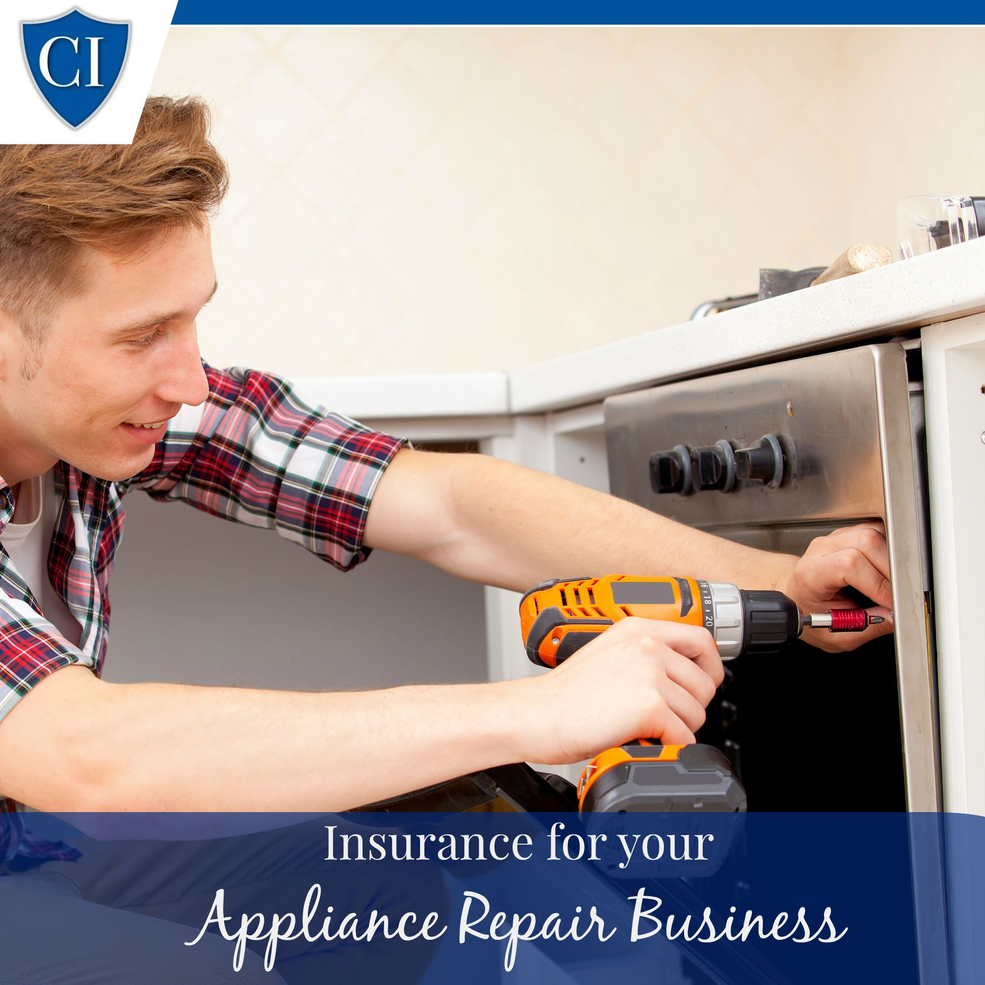 Insurance for your ApplianceRepair business