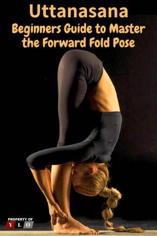 learn about the forward fold pose benefits they create