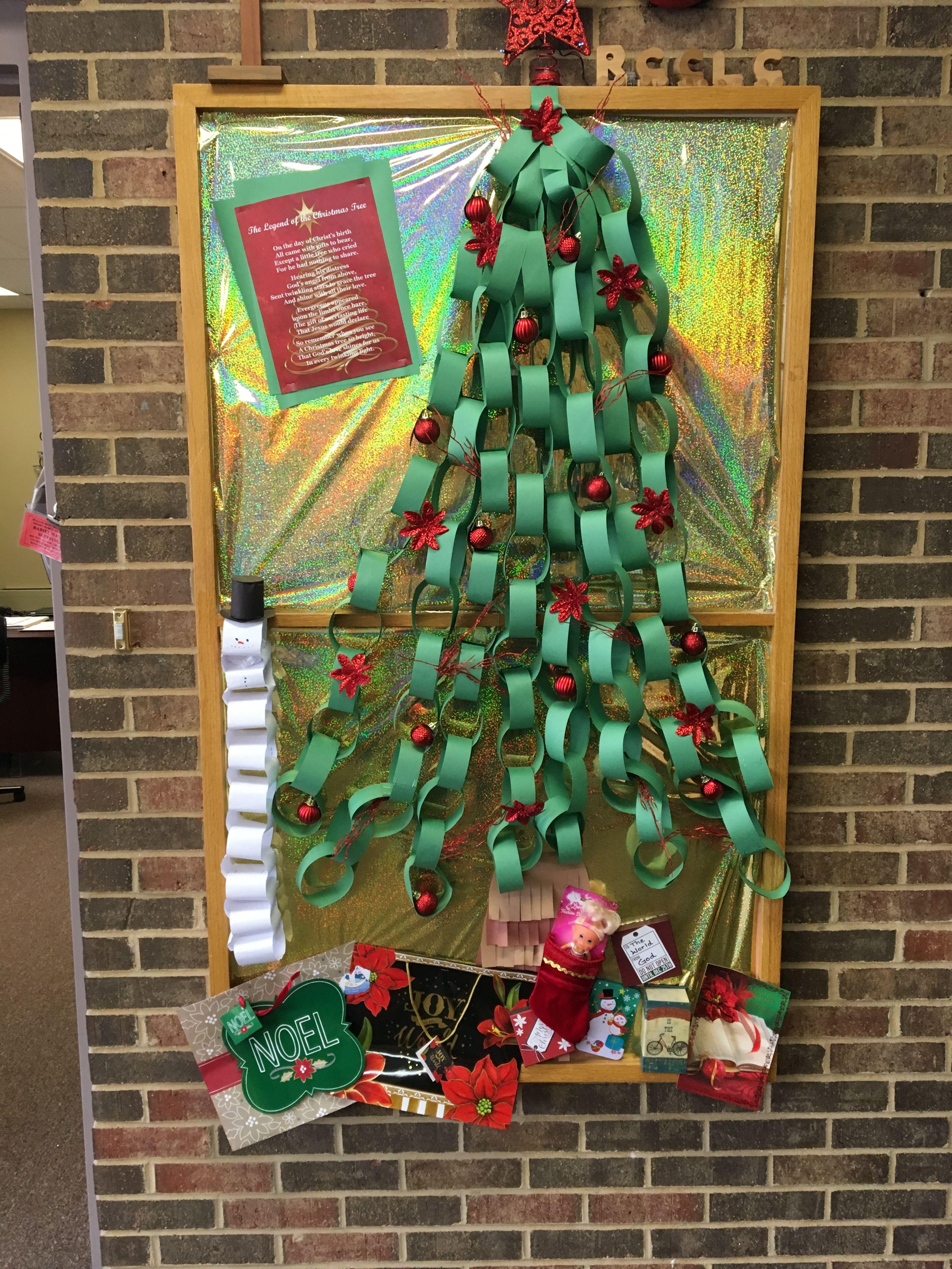 Legend Of Christmas Tree Bulletin Board Cork Board Diy Cork Board Wall Planner