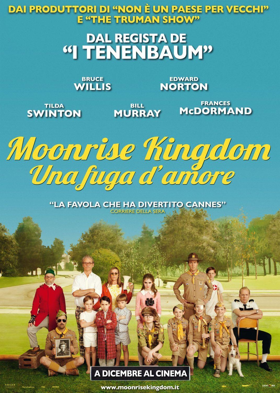 Moonrise Kingdom Una Fuga D Amore Streaming Film E Serie Tv In Altadefinizione Hd