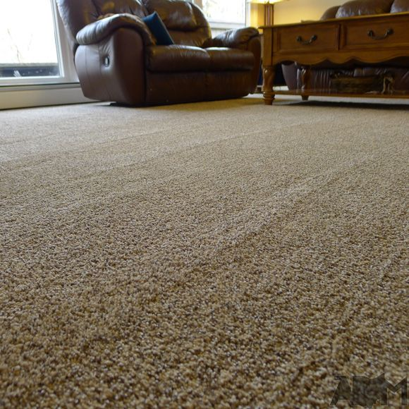 Lowes STAINMASTER Carpet Installation In Our Living Room