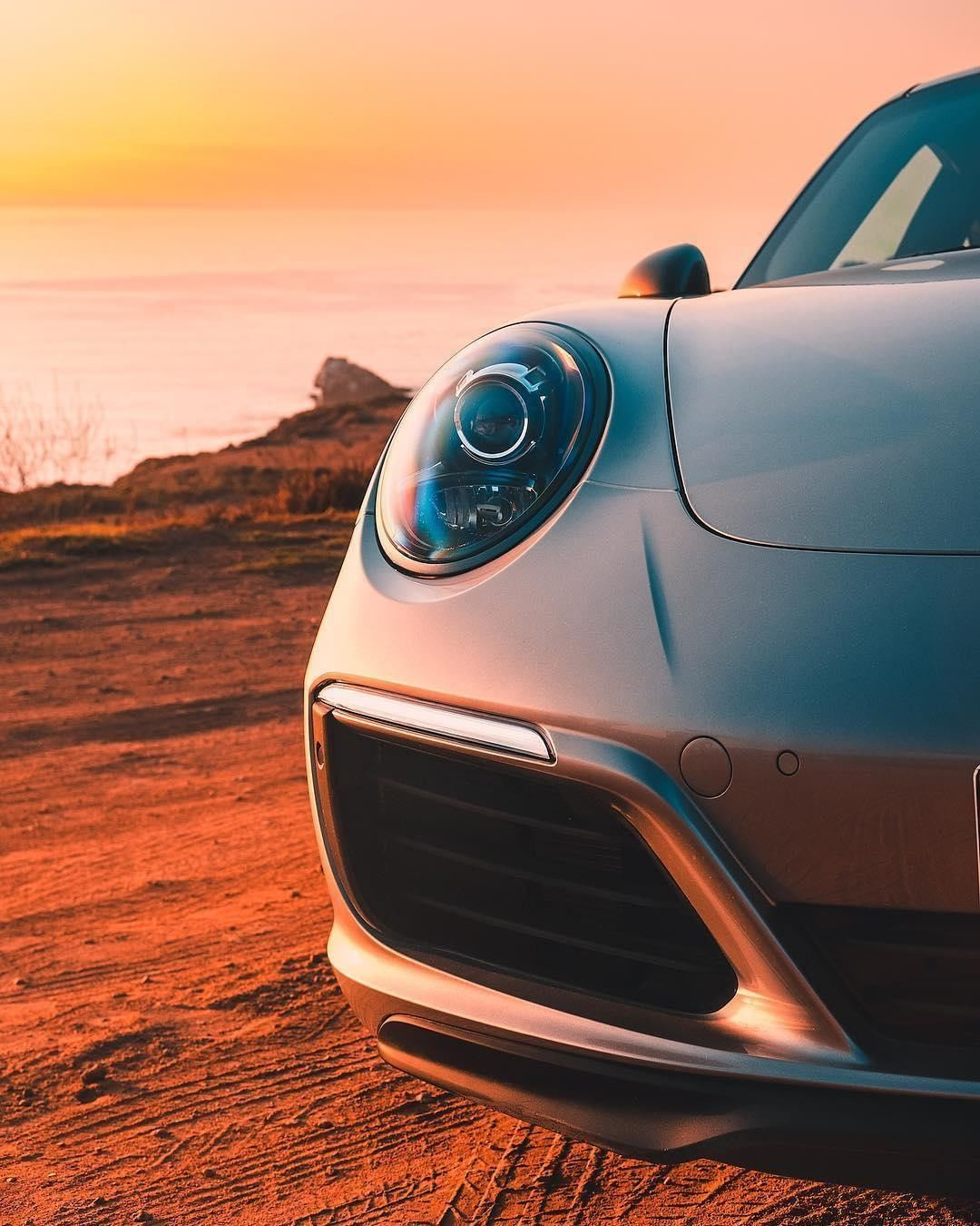 """Porsche On Instagram: """"After A Long Drive, Take A Moment"""