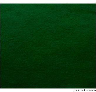 A Deep Dark Emerald Green Main Wedding Color