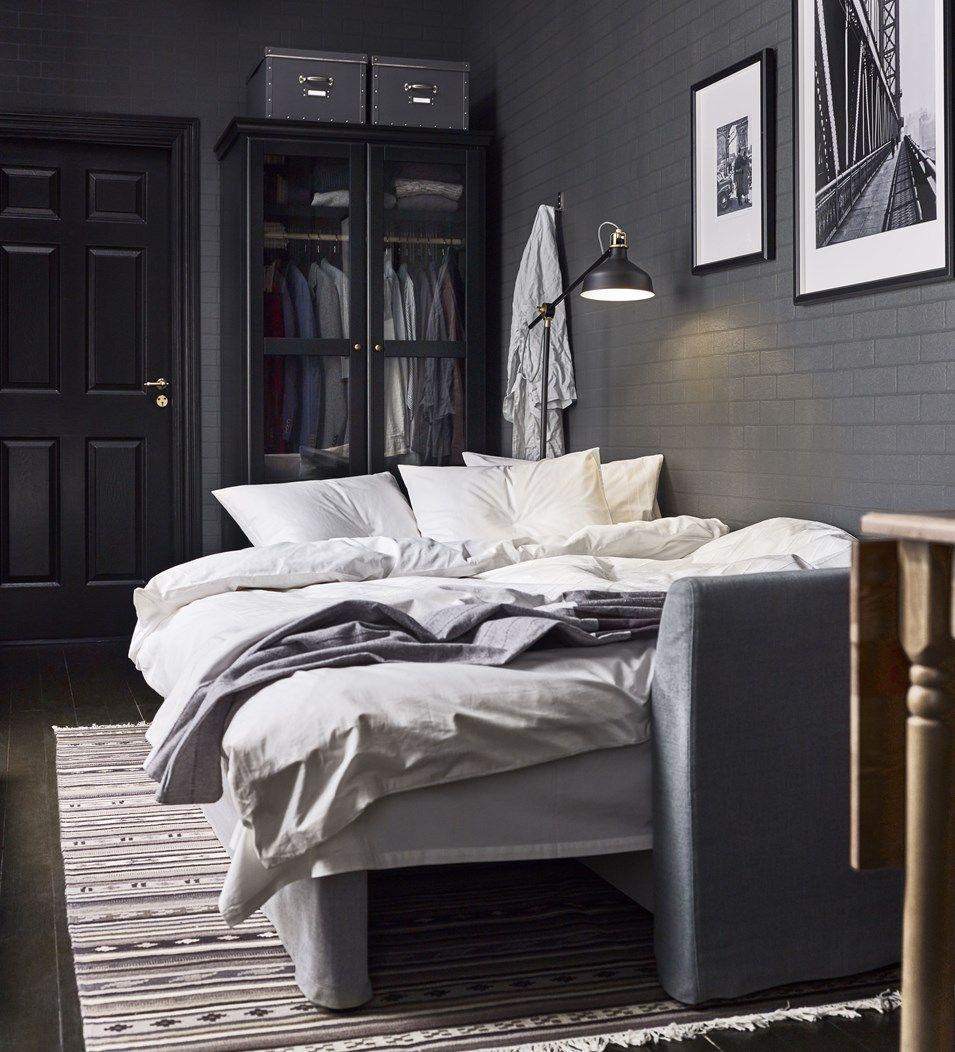 Sypialnia zdjęcie od IKEA Sypialnia IKEA