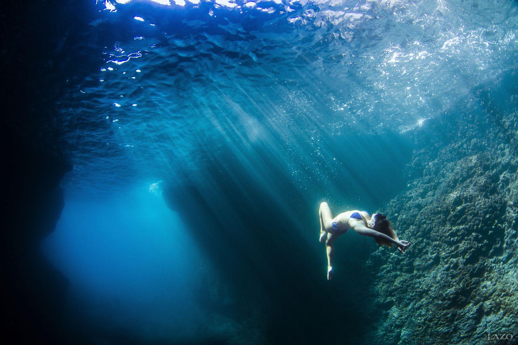 Kauai magic. Dylan Lazo, photographer.