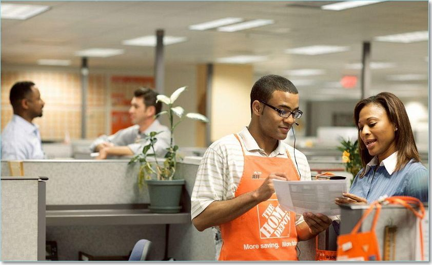 The Home Depot Schedule