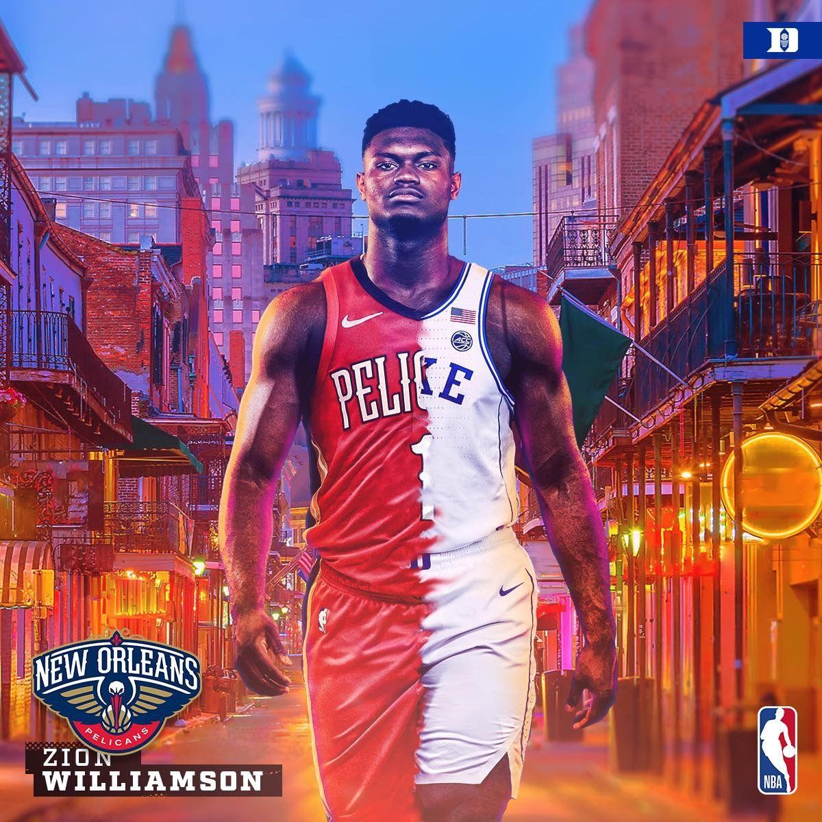 Zion Williamson Best nba players, Williamson, Kobe