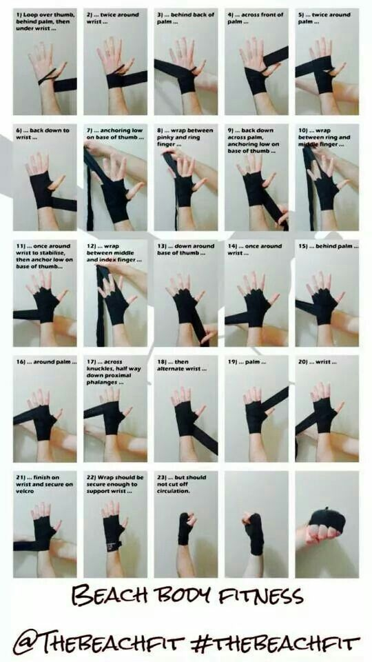 The Good Old Days This Is How You Wrap Your Hands Boxing Workout Martial Arts Boxing Hand Wraps