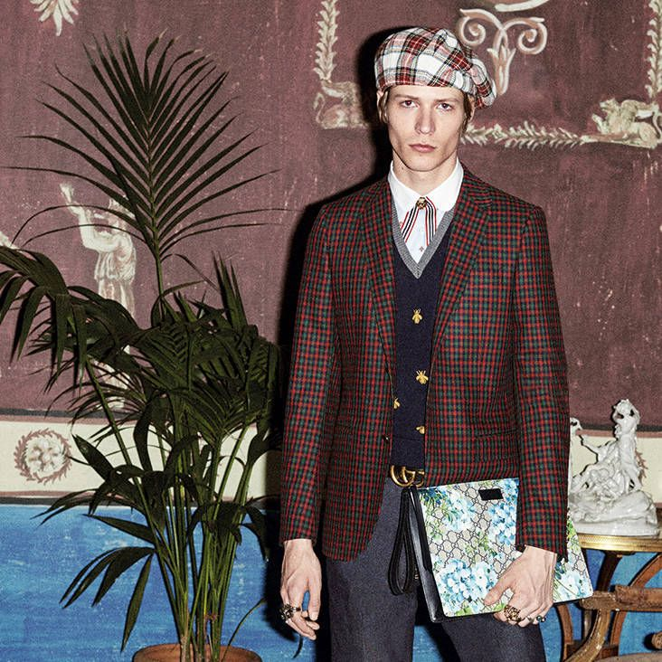 Gucci Collection - Homme - Pre-fall 2016