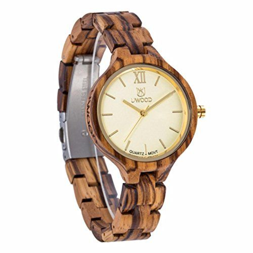 Morrivoe Luxury Wooden Watch For Women Japanese Movement Lightweight