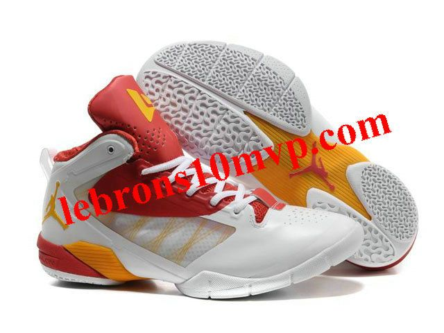 fe3df090c02 Jordan Fly Wade 2 EV Shoes White Red Orange
