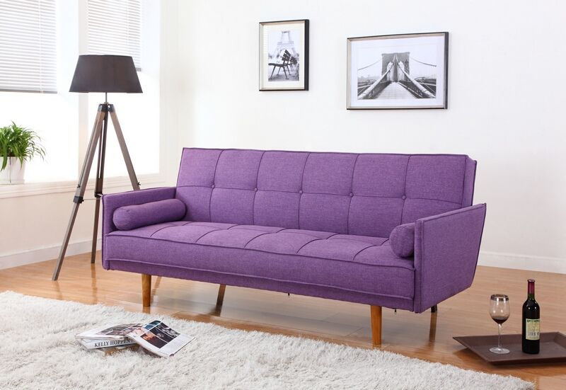 Best Master L33303 Pr Palladin Purple Fabric Folding Futon Sofa Bed Futon Sofa Bed Furniture Futon Sofa
