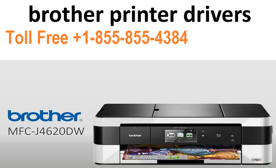 Brother Printer Tech Support +18555600666Phone Number