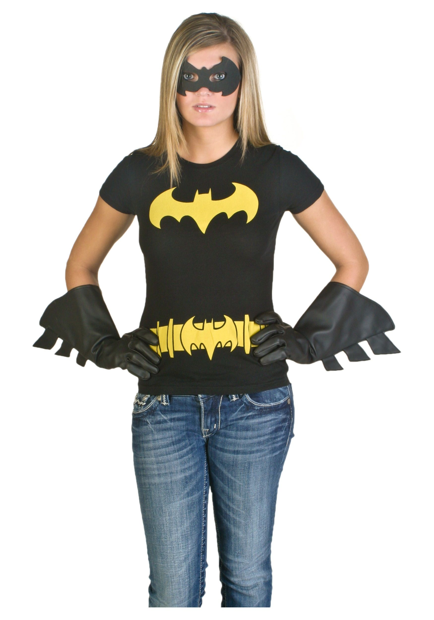 DIY Robin Costume for Women | Woman Batman Costume | Costumes ...