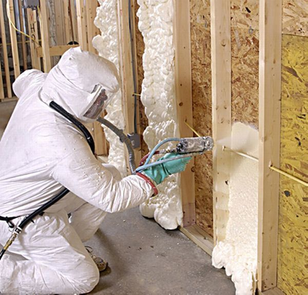 Tips Tricks Ways To Insulate Your Home In An Eco Friendly Manner Green Diary Green Revolution Gui Spray Foam Insulation Foam Insulation Spray Insulation
