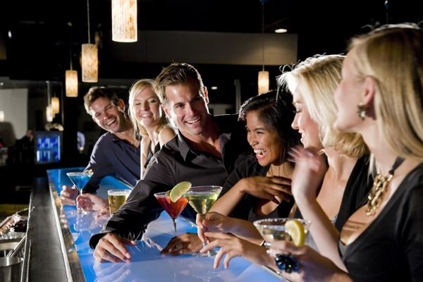 Bar dating