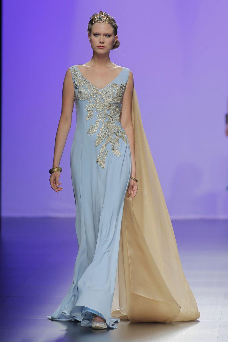 Pasarela Gaudí Desfile | Vestidos de fiesta y de novia – Matilde ...