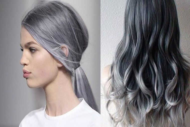 Short Grey Hairstyles: Latest Short-medium Grey Hairstyles For 2018