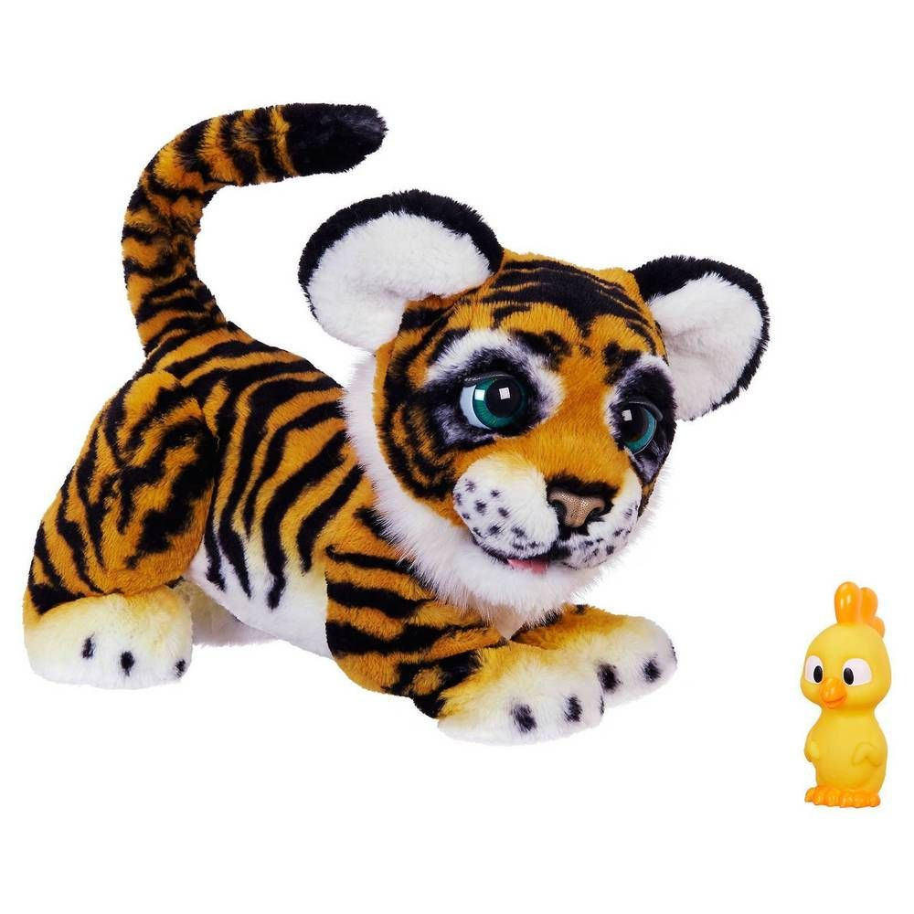 Furreal Roarin Tyler The Playful Tiger Furreal With Images Fur Real Friends Toys For Girls Christmas Toys