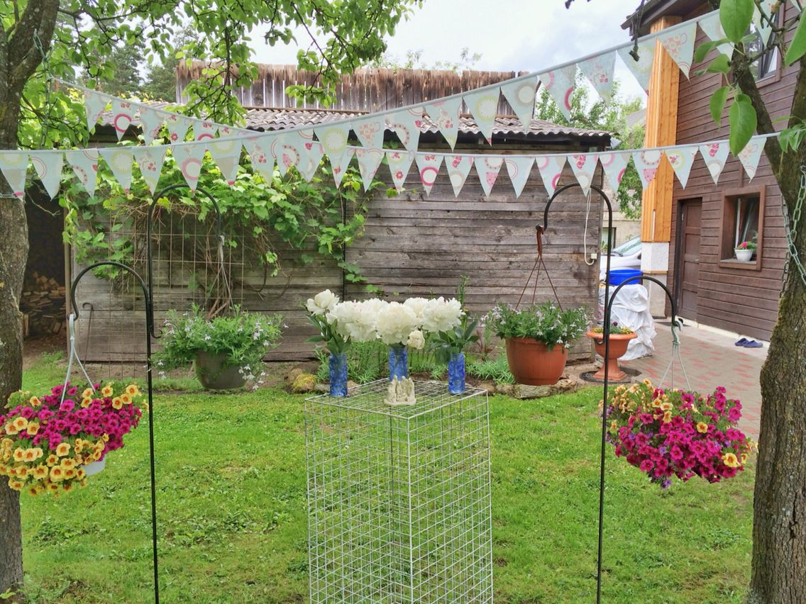 Garden party decoration | My party decorations | Pinterest