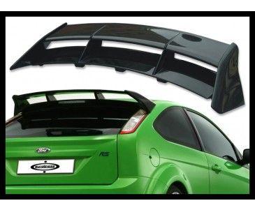 Carbon Designs Ford Focus Rs 08 Carbon Spoiler Mad Motors