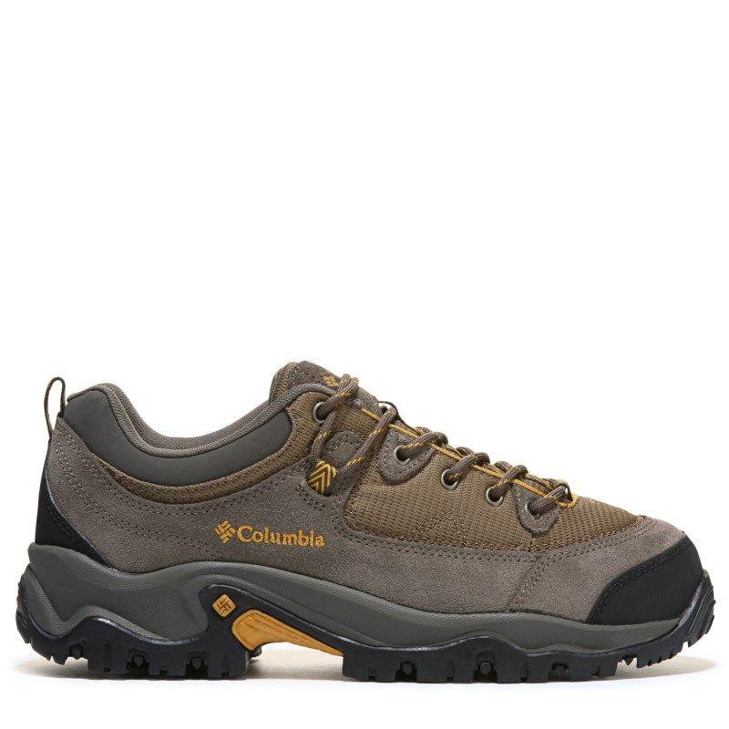 Columbia Men's Birkie Trail Medium/Wide Hiking Shoe Boots (Mud)