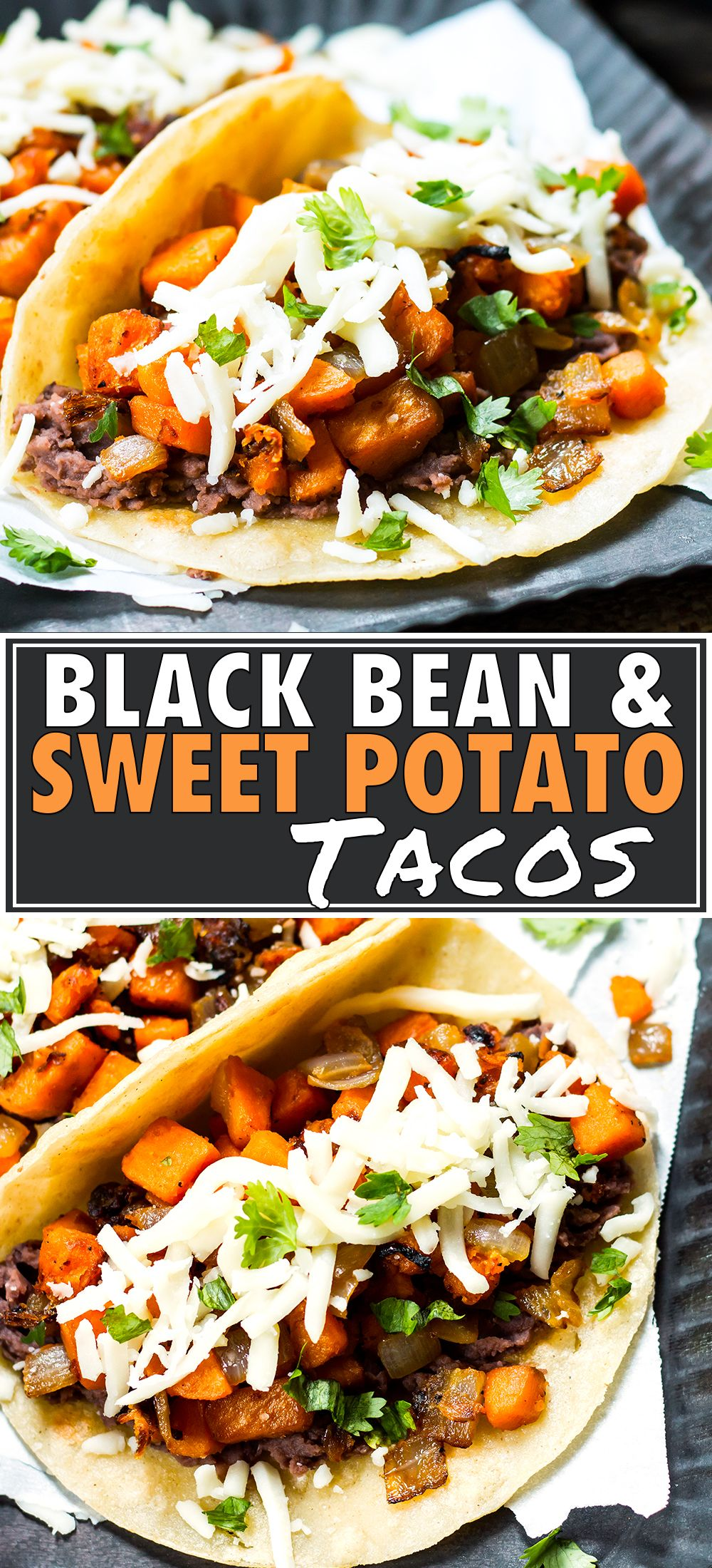 Black Bean & Sweet Potato Tacos images
