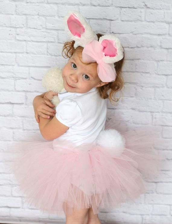 c183b299d Easter Bunny Tutu Outfit - Baby Bunny Outfit - Baby Bunny Tutu ...