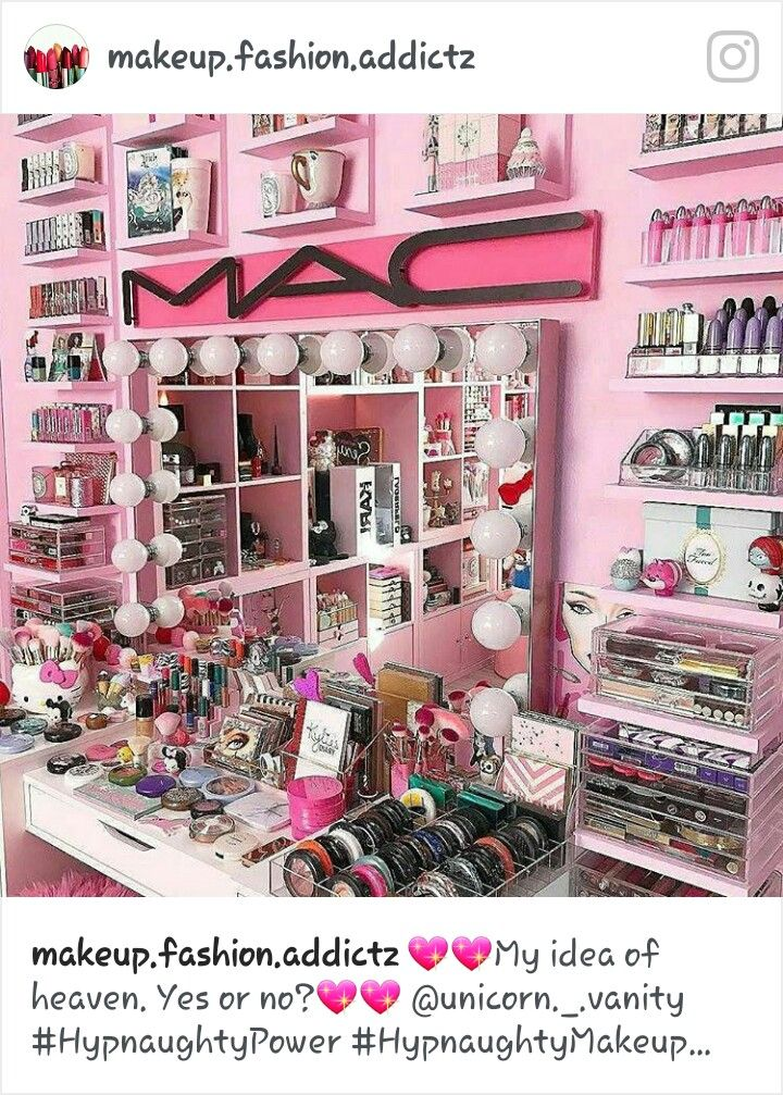 Makeup Room Ideas #Makeup Room DIY (Makeup Room Decor) Makeup Storage Ideas  For Small Space   Tags: Makeup Room Ideas, Makeup Room Decor, ...