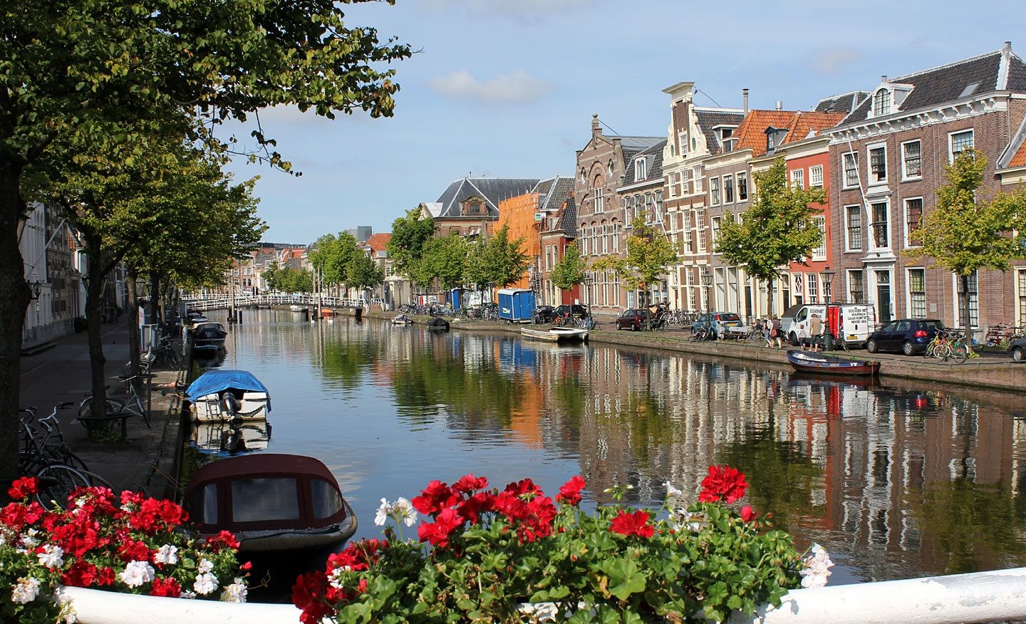 Leiden, Netherlands Lived here for a summer in college. One of the ...