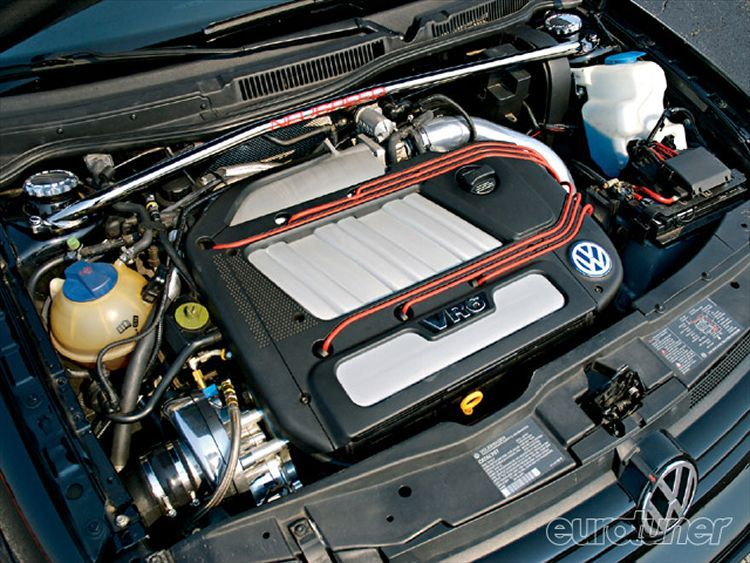 2001 Vw Gti Vr6 Engine #SWEngines | VR6 | Vr6 engine, Volkswagen
