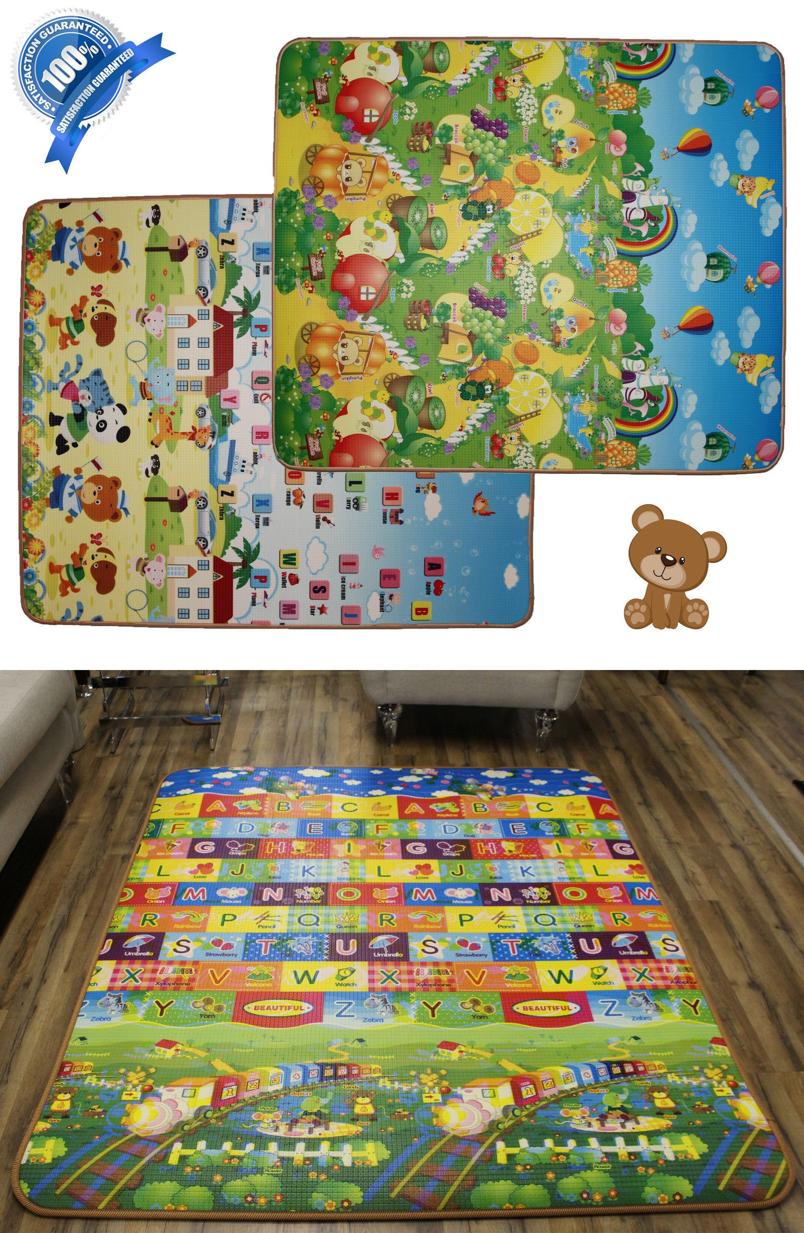 newborn to walker price mat p zebra fisher toddler play and stuff baby other in mats
