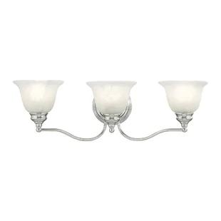 Andover Mills Moyer 4 Light Vanity Light Wayfair Livex Lighting Vanity Lighting Light