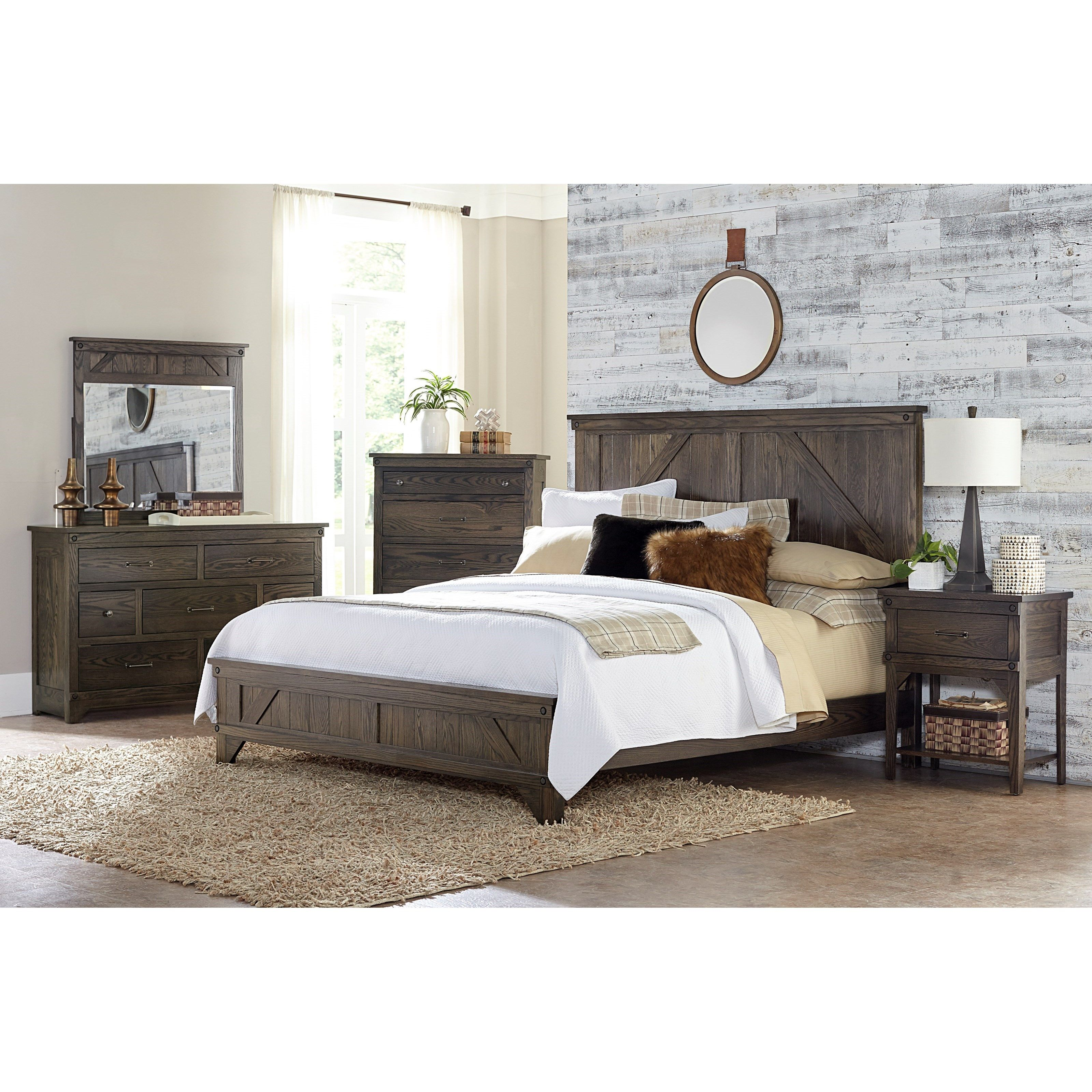 Cedar Lakes Queen Bedroom Group By Amish Impressions By Fusion Designs Available At Www Muellerfurniture Com Or In Store At Muell With Images Furniture Couches Living Room