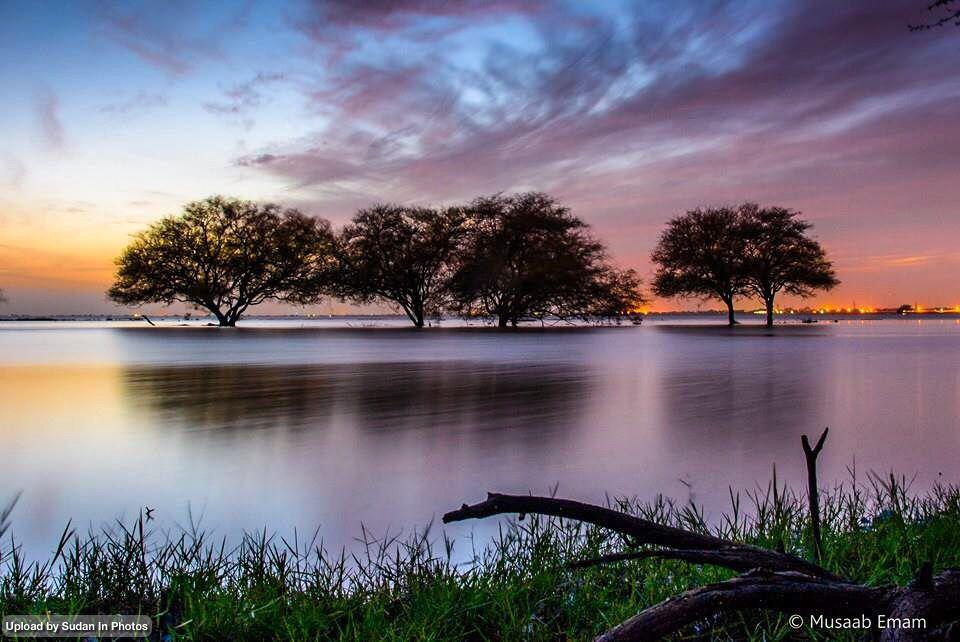 Sunset Near Al Sunut Forest Khartoum الغروب بالقرب من غابة السنط الخرطوم السودان By Musaab Emam Sudan Als Gods Creation Trip Planning Travel Agent