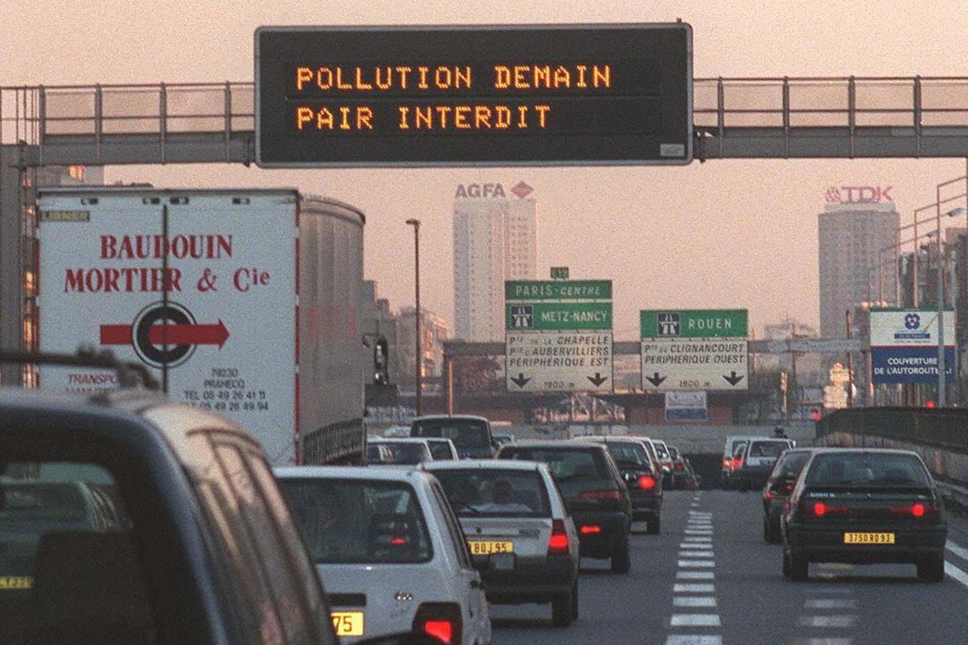 La pollution de l'air en ville s'attaque au cœur humain