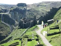 Image result for Tintagel Castle Cornwall England