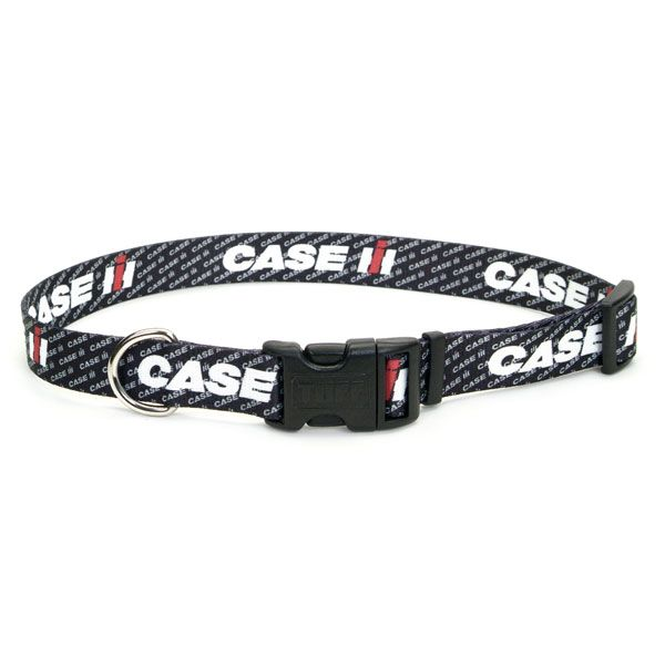 Case Ih Adjustable Dog Collar All Of Our Dogs Wear These And
