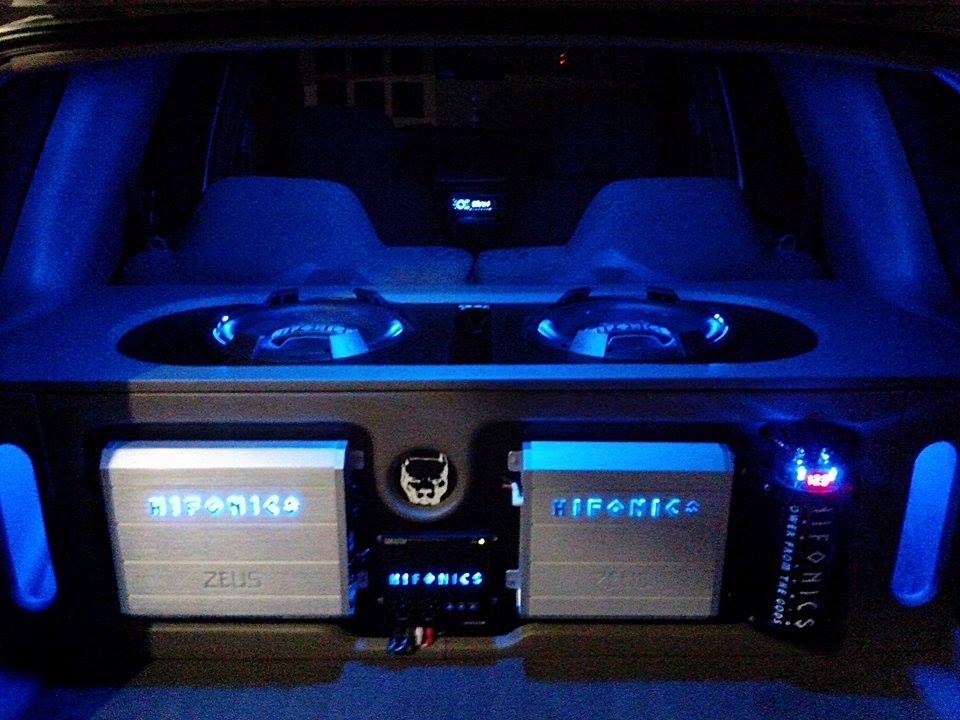 Hifonics #ZEUS #CarAudio | Car Audio | Car audio