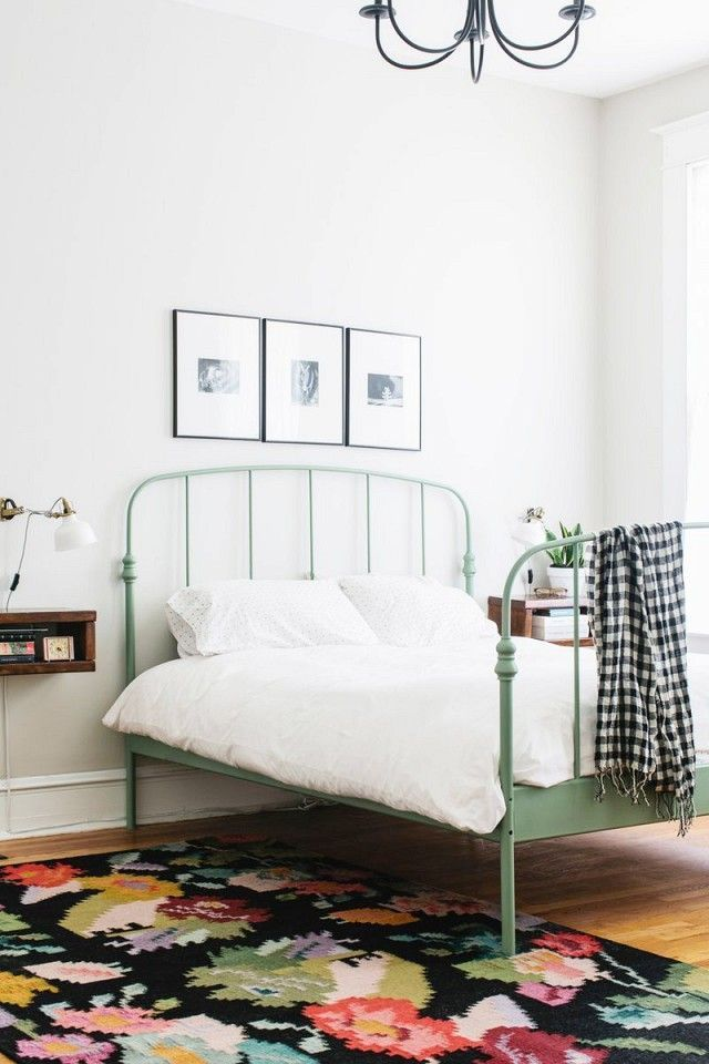 The Most Beautifully Styled IKEA Beds | Pinterest