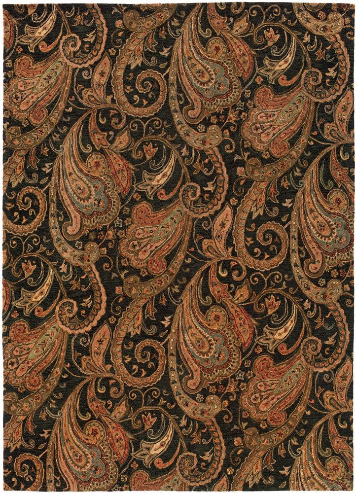 Huntley 19104 Nwrugs Com Loveofrugs Wool Area Rugs Black Area Rugs Contemporary Wool Rugs