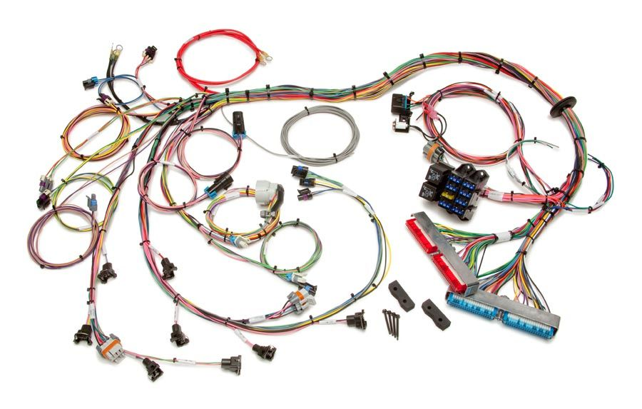 Painless Performance Fuel Injection Harness Camaro
